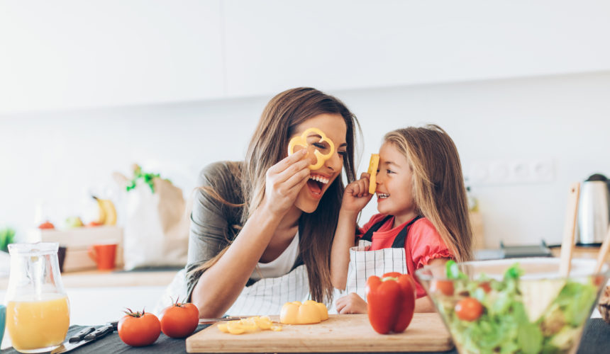 3 Secrets to Eating Healthy as a Busy Mom